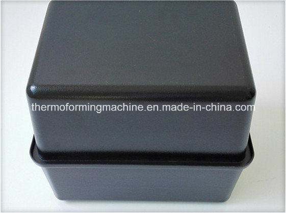 Heavy Gauge Thick Plastic Sheet Mini Vacuum Thermoformer