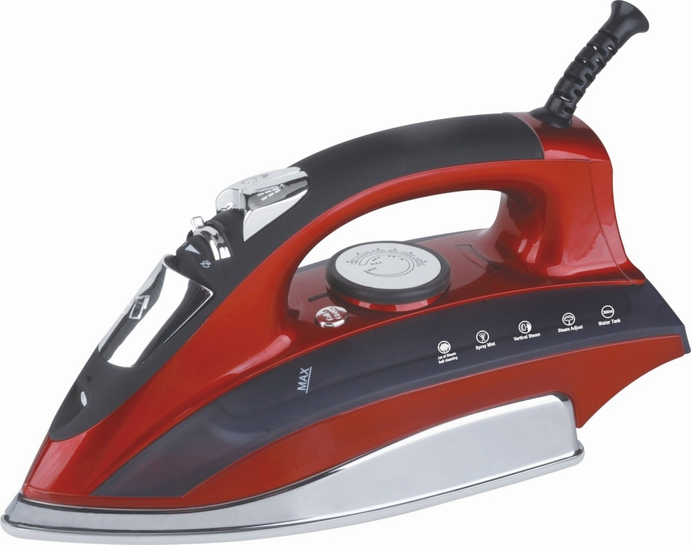 Supper Burst Steam Iron (T-616A)