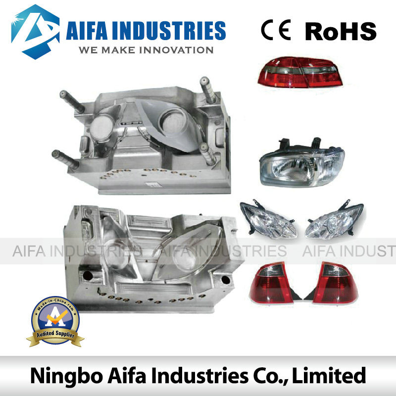 Injection Mold for Auto Parts