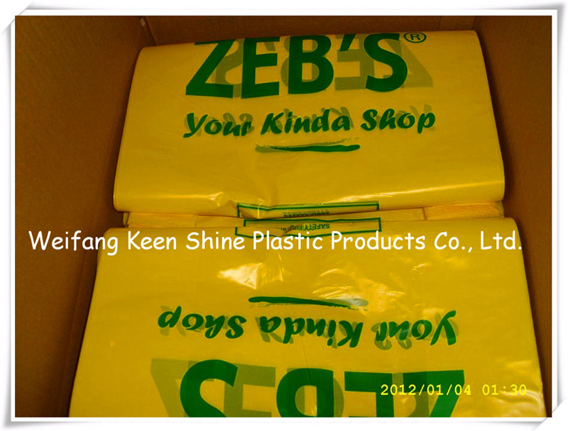 LDPE T-Shirt Poly Bags