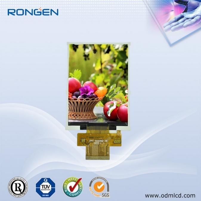 Rg028GHD-03 ODM 2.8inch TFT LCD Module Small Screen Display