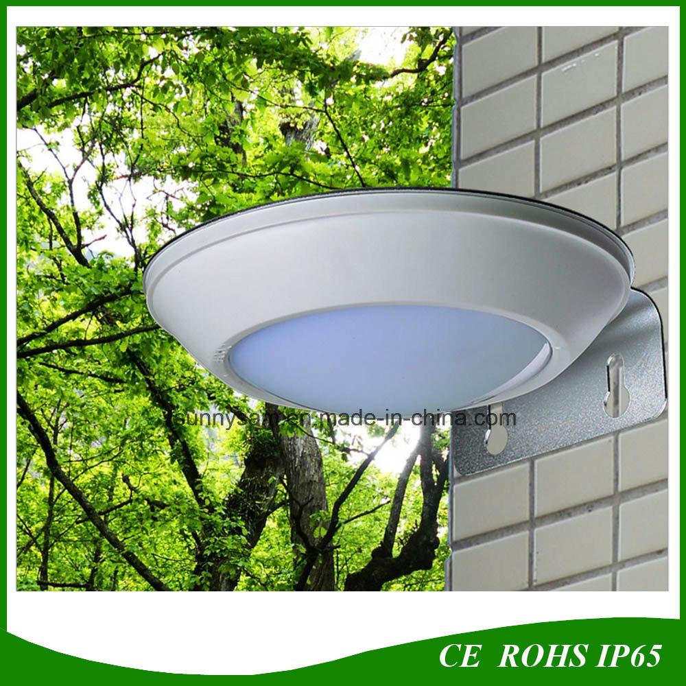 IP65 260lm LED Landscape Lamp Radar Motion Sensor Solar Garden Light
