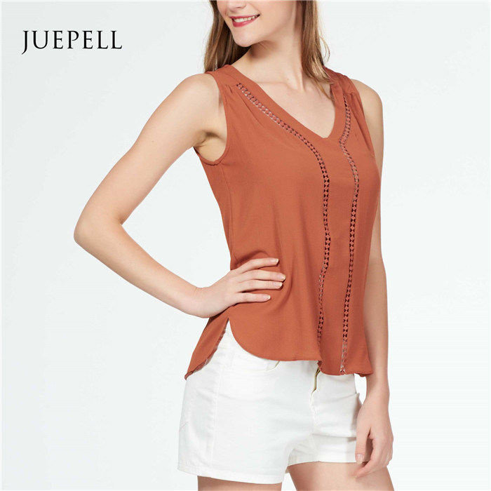 Casual Women Cotton Blouse