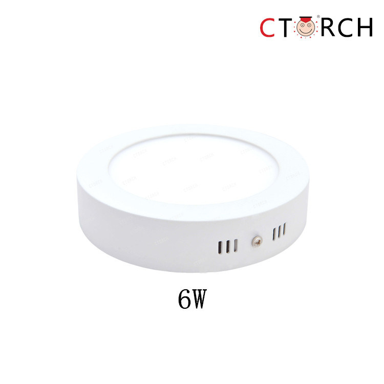 Corch Surface Round Series LED Panel Light 6W 12W 18W 24W