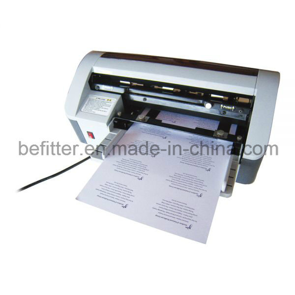 SSB-01 Semi-Automatic Business Card Slitter