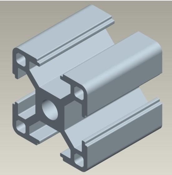 Good Quality Polycarbonate Sheet Aluminium Extrusion for LED Tube