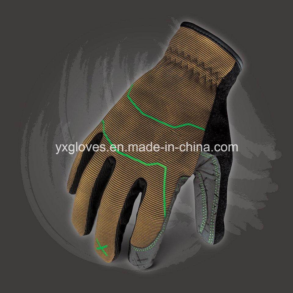 Mechanic Glove-Utility Glove-Work Glove-Safety Glove-Industrial Glove