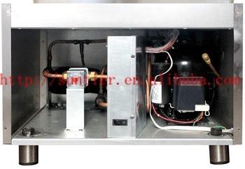 Cube Ice Machine/Coffee Maker Iced /Most Saving Energy Ice Machine