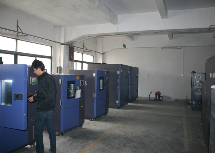 Laboratory High Temperature Low Air Pressure Climatic Test Chamber