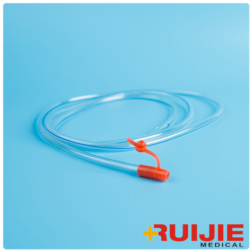 Disposable Sterile or No Sterile Medical Feeding Tube