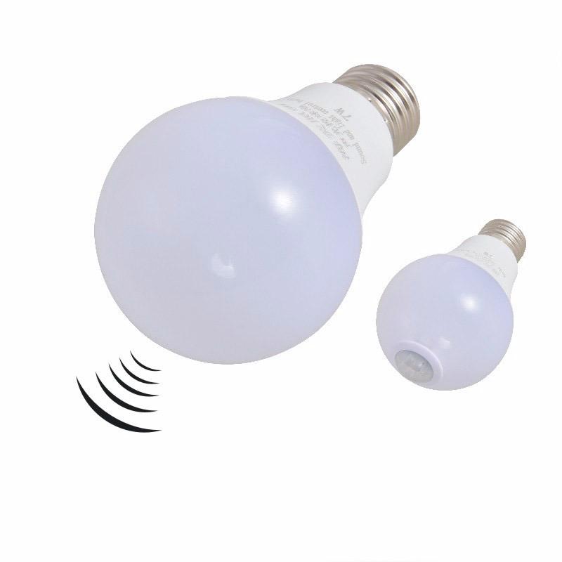 New LED Sound Control Bulb LED Light Bulb LED Lighting Bulb