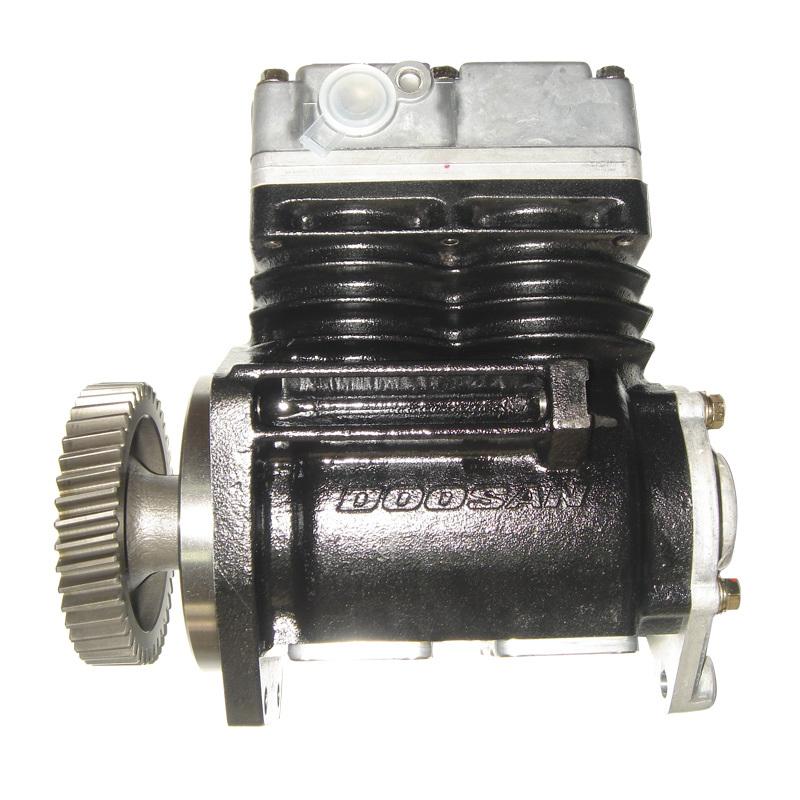 400102-00089 De12tis High Quality Doosan Engine Parts Air Compressor