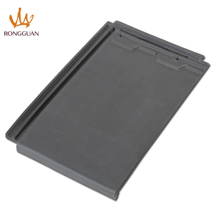 Grey Color Interlocking Water Proof Clay Roof