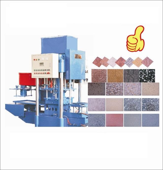 High Quality Automatic Brick Making Machine