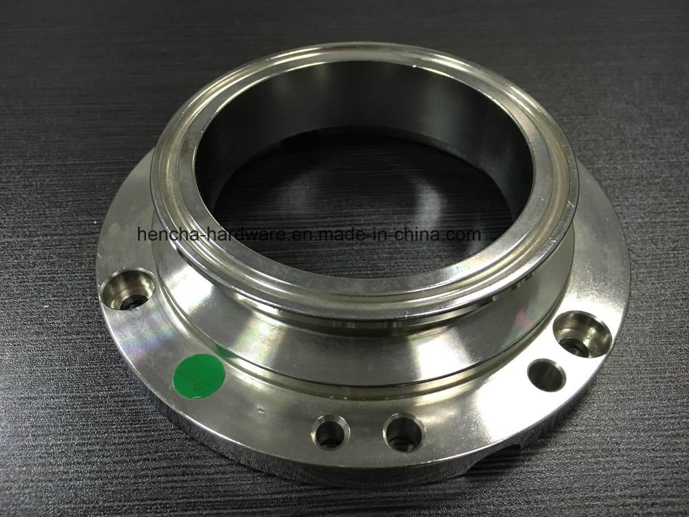 CNC Parts for Custom Stainless Steel 304 Flange