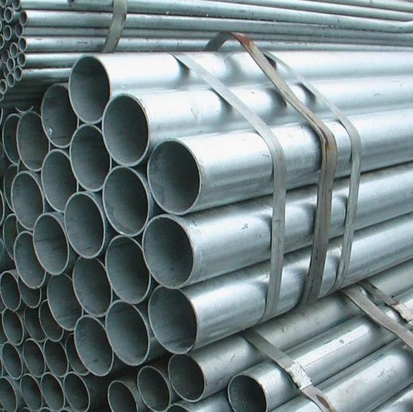 Scaffolding Accessories Q235 Hot Dipped Galvanized Steel Pipe