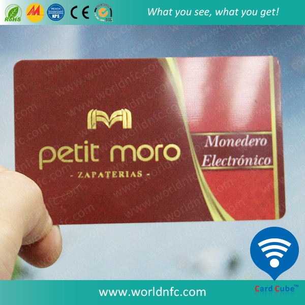 ISO14443A 13.56MHz Classic S50 1k RFID Smart Card