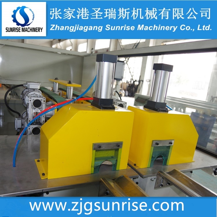 Reliable Plastic Double PVC Pipe Extrusion Machine
