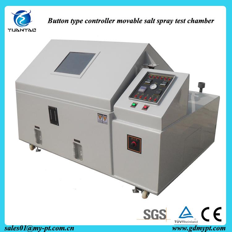 ASTM B117 Salt Spray Corrosive Ability Test Chamber
