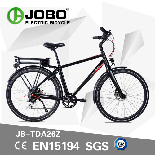 Moped Lithium Bicycle 500W MTB Control Electric Moped Bike (JB-TDA26Z)