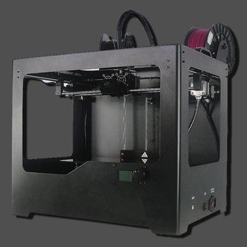 Hot Sale Big Building Volume Double Nozzle 3D Printer Machine