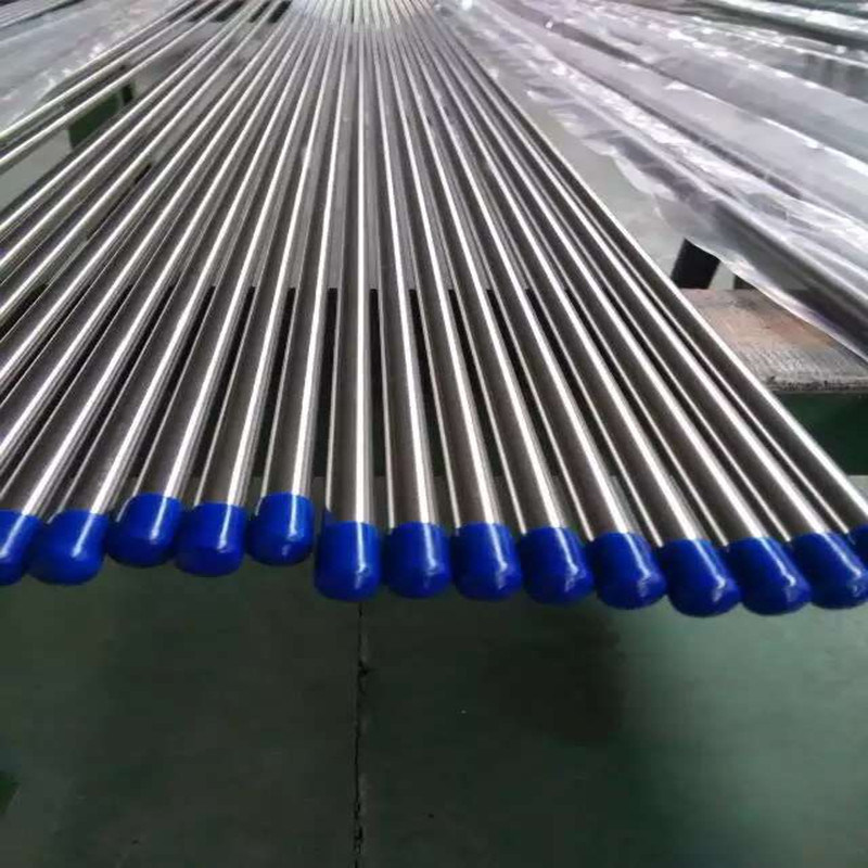 304 316 Seamless Plain End Stainless Steel Bright Anneal Pipe