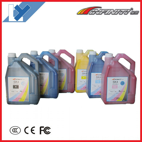 Infiniti Sk4 Solvent Based Printing Ink (cheap price)