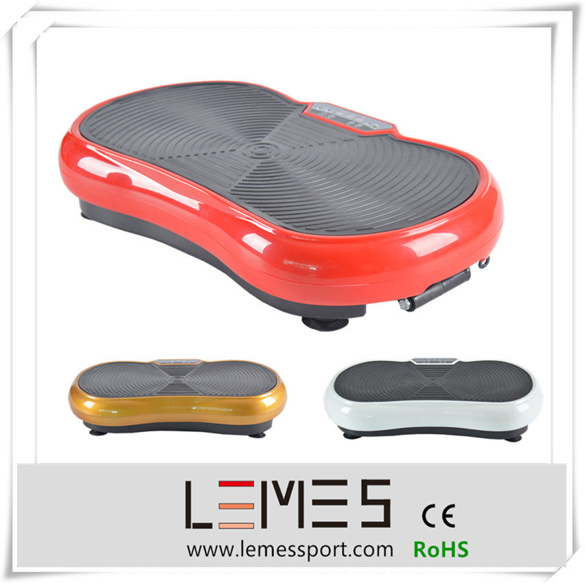 Vibration Plate Whole Body Massager Mini Crazy Fit Massage