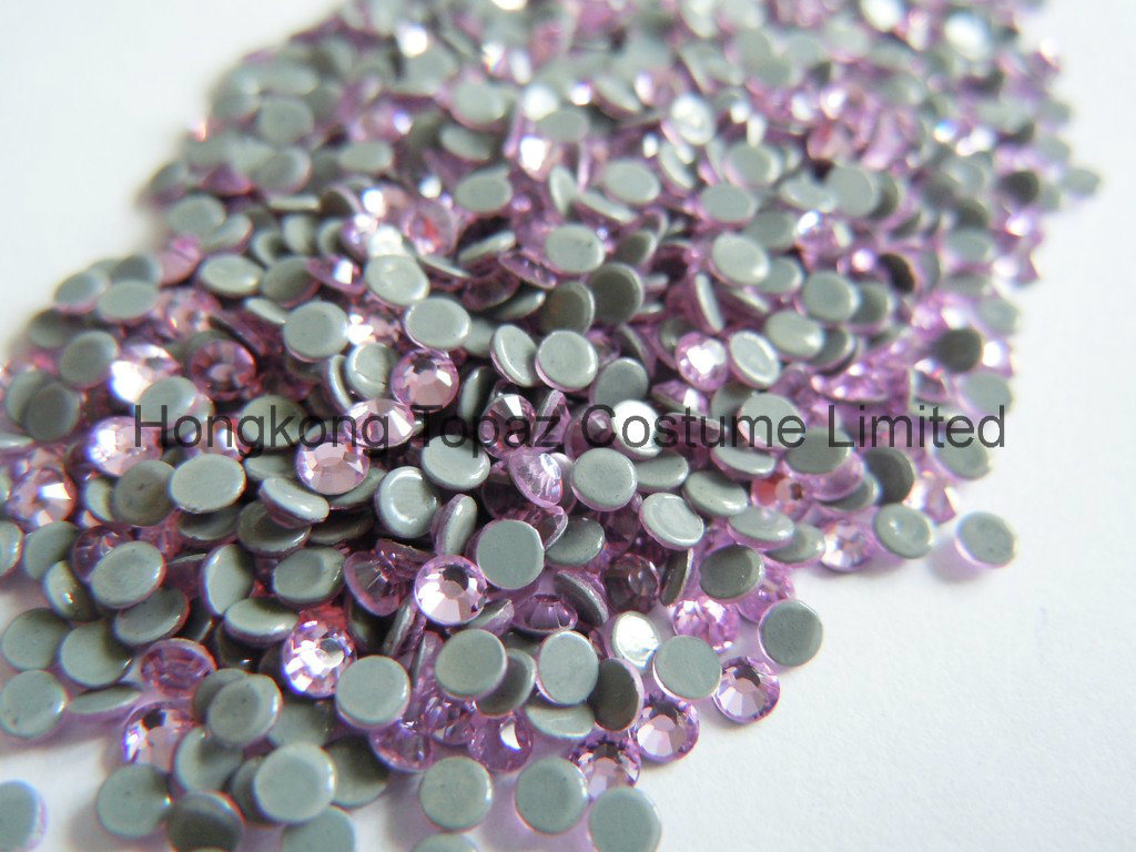 Wholesale Hotfix Crystal Rhinestone Preciosa for Clothes (SS16 Citrinel/A Grade)