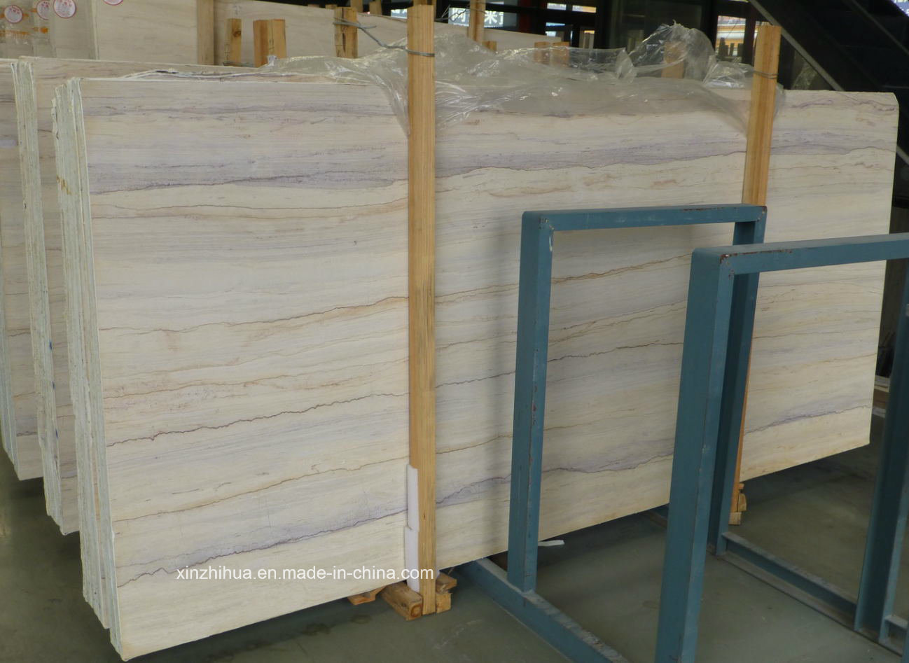 Gingko Timber Marble Beige Marble for Tiles/Countertops