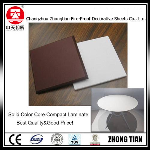 solid color core compact laminate changzhou zhongtian fire proof decorative sheets co ltd page 1 - Color Core Laminate