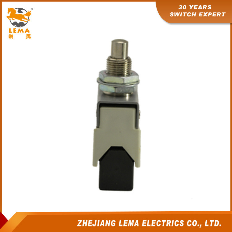 Lema Lz7310 Panel Mount Push Plunger Sealed Limit Switch