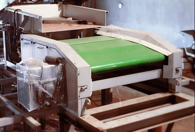 Nonferrous Metals Eddy Current Separator for Recycling Industry