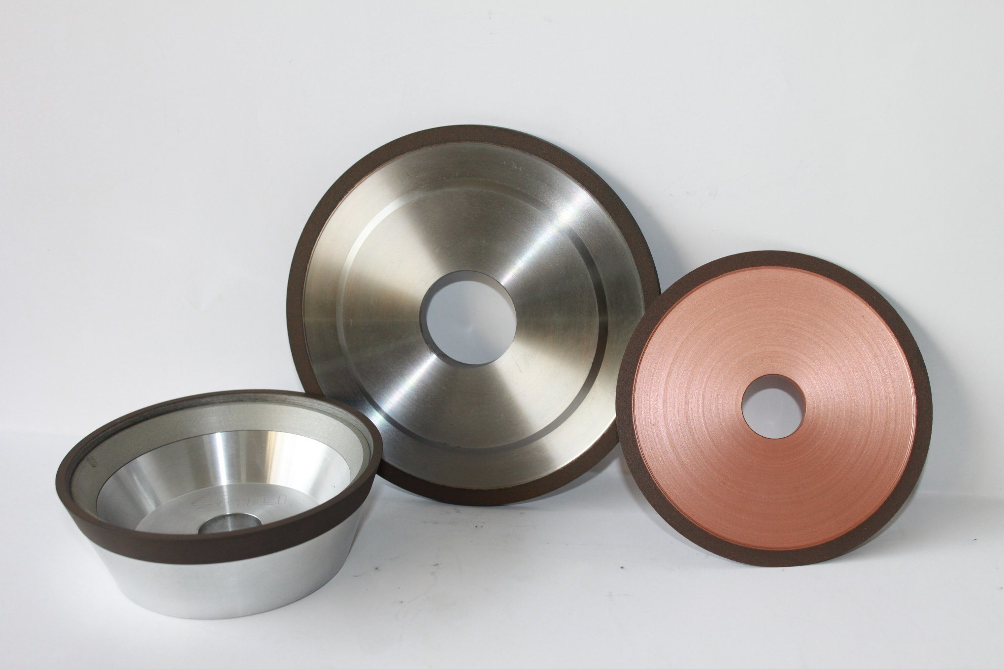 Diamond & CBN Wheels for Tools and Cutte