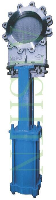 Knife Gate Valve (The automatic wafer type)