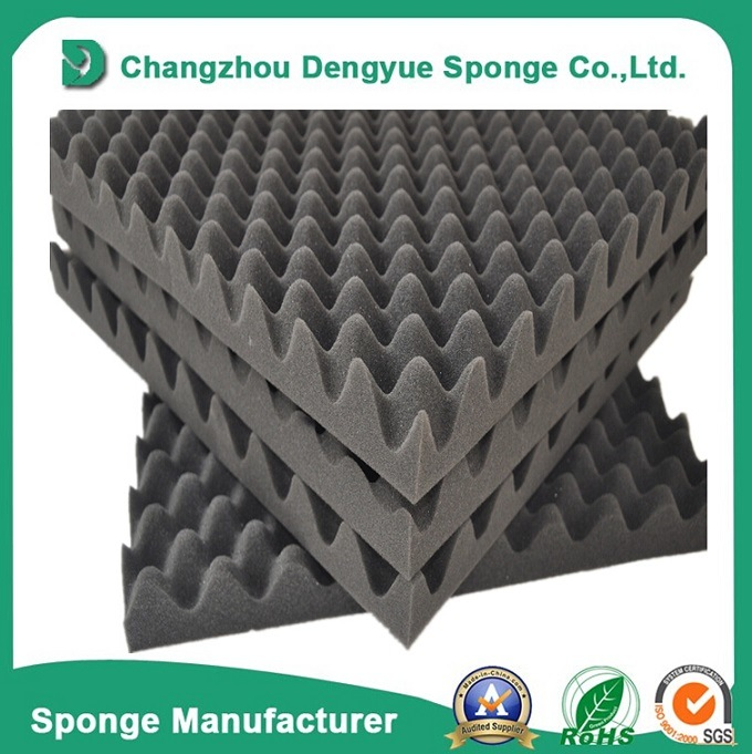 Studio Acoustic Foam Sound Absorption Eggshell Panel