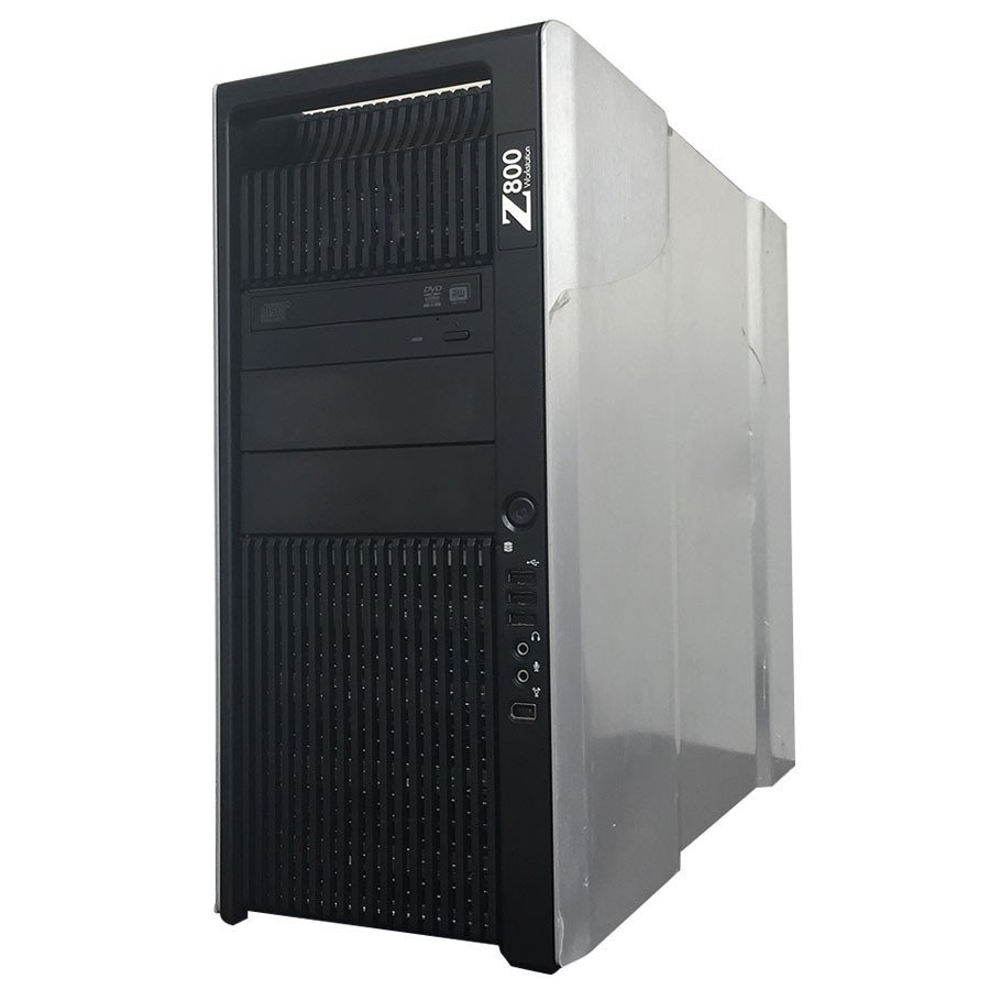 for HP Z800 Dual Radiator Quasi System Used Workstation