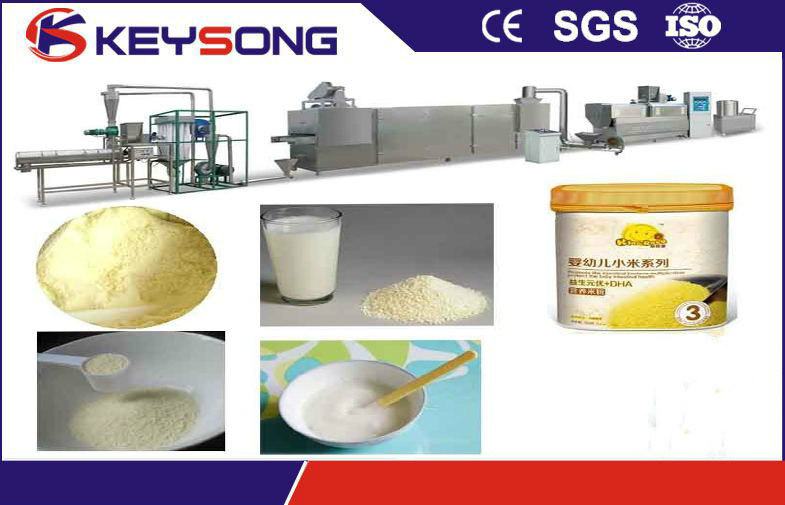 Instant Baby Food Powder Production Line