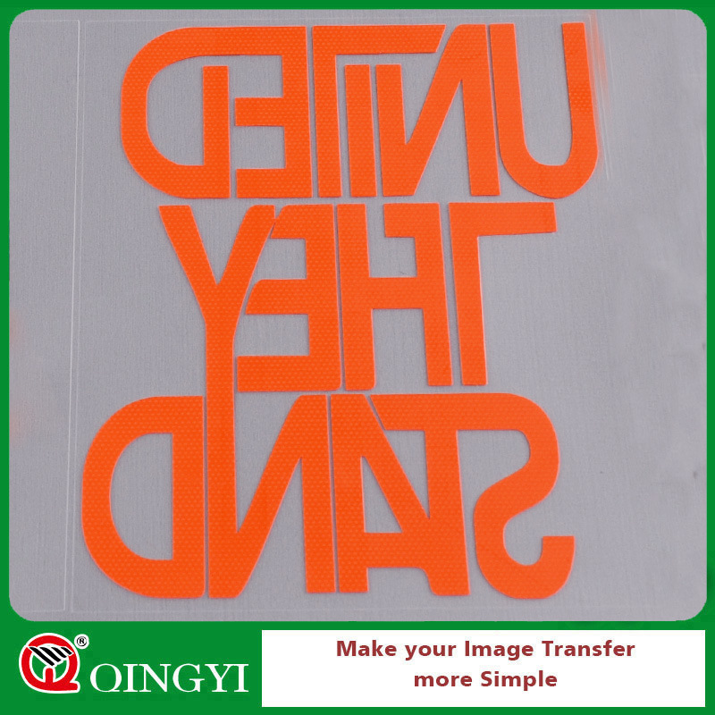 Bright Red Qingyi Heat Transfer Vinyl