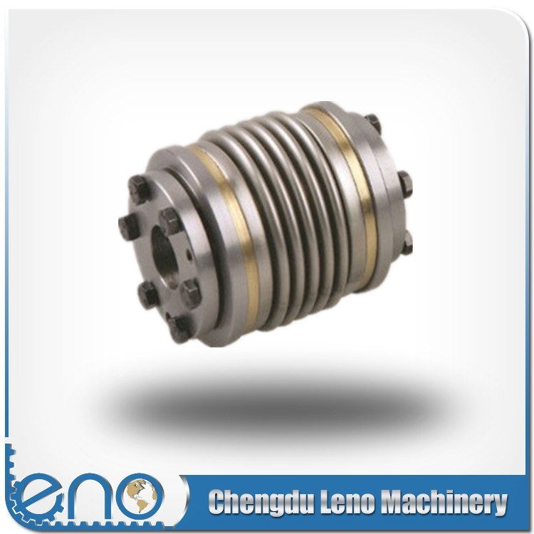 Jb2 Stainless Steel Bellows Shaft Reducer Coupling
