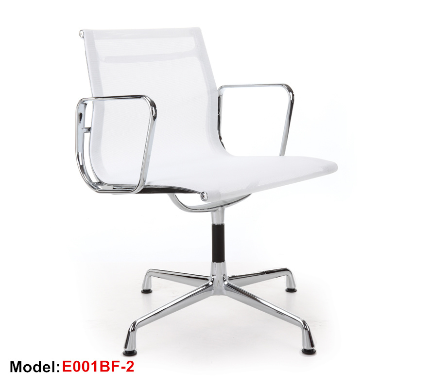 Office Furniture Ergonomic Executive Aluminium Eames Swivel Mesh Chair (E001A-2)