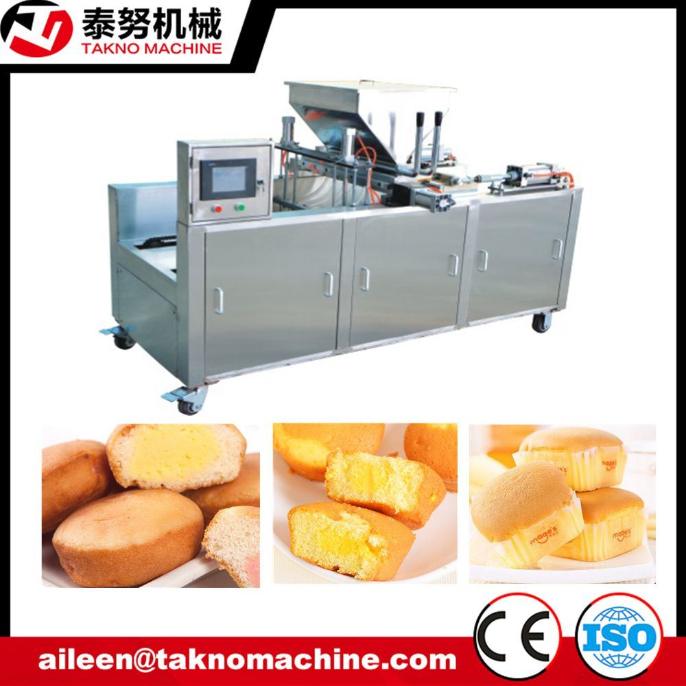 Takno Brand Cup Cake Making Machine
