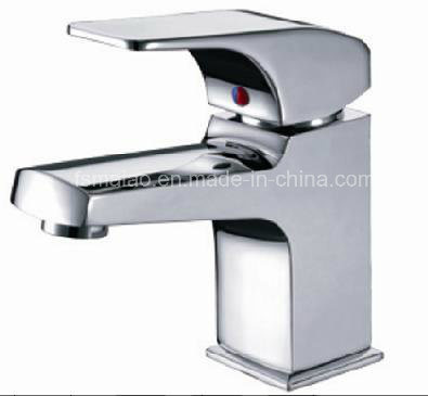 Australia Standard Sanitary Ware Watermark Ceramic Cartridge Brass Body Chrome Plated Bathroom Single Lever Faucet (HD4301)