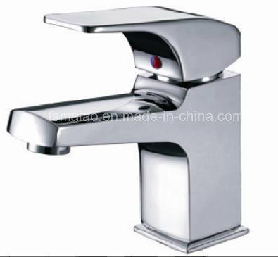 Australia Standard Watermark Ceramic Cartridge Brass Chrome Bathroom Tap (HD4301)