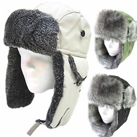Plush Winter Hat