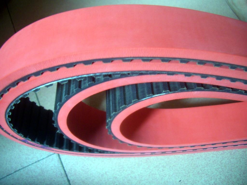 Cixi Ningbo Industrial Timing Belt Coated Belt