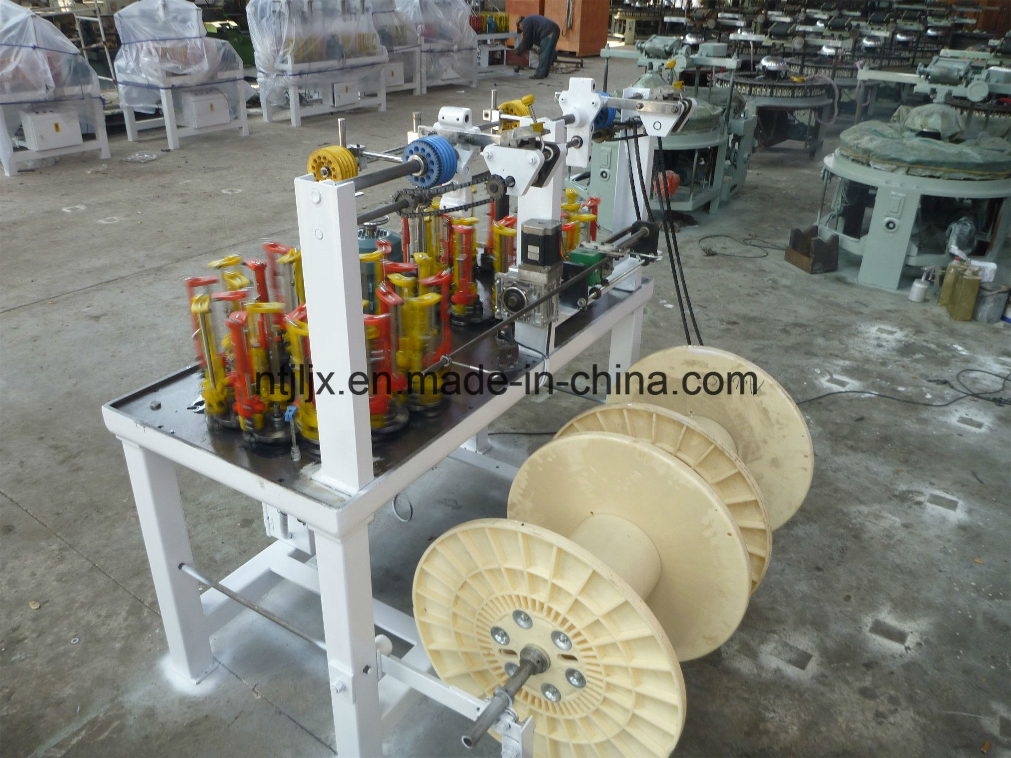 High Speed Weaving Machine 24*1