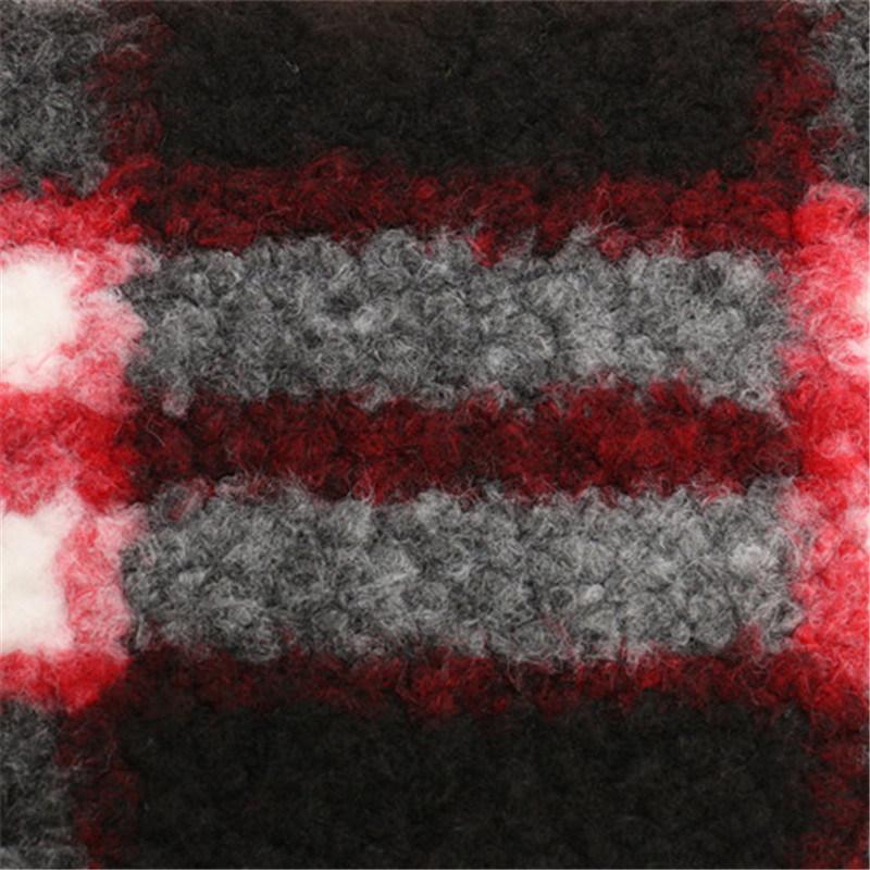 30%Wool 40% Polyester 30%Acrylic Woolen Fabric for Overcoat