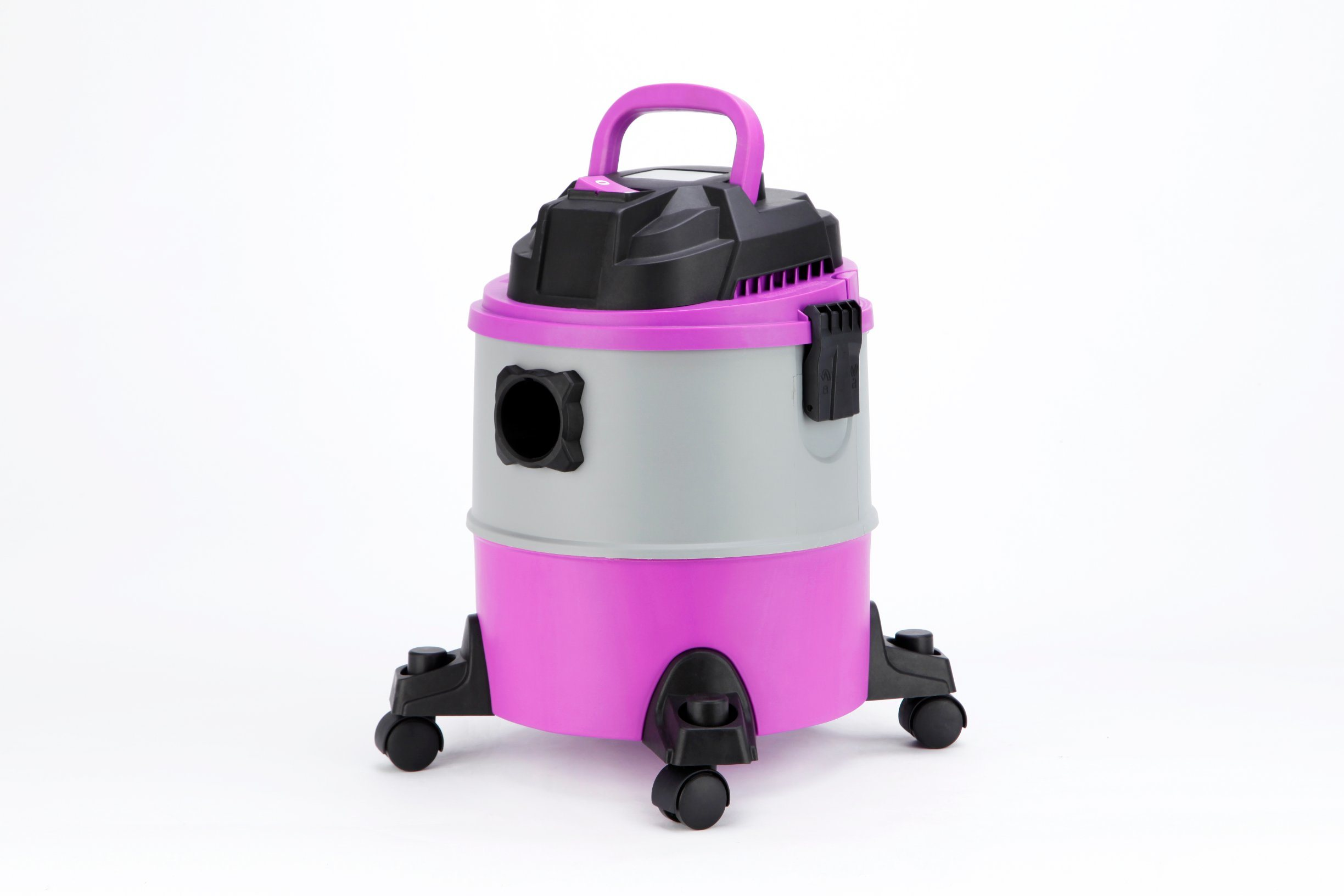 305p-20L 1250-1400W Plastic Tank Wet Dry Water Dust Vacuum Cleaner with or Without Socket