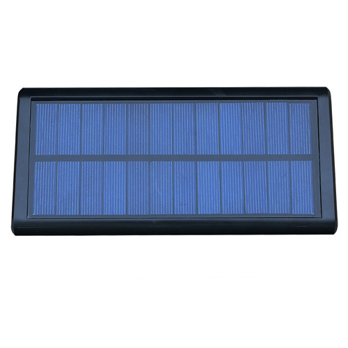 Motion Sensor Outdoor Wall Mounted Solar Light Lamp